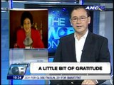 Teditorial: 'Thank you'