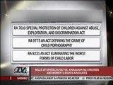 Revillame, TV5 officials face child abuse raps