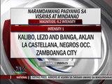 6.2 magnitude quake hits Visayas, Mindanao