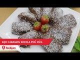 Kẹo caramel socola phủ dừa - Chocolate Caramel Candy