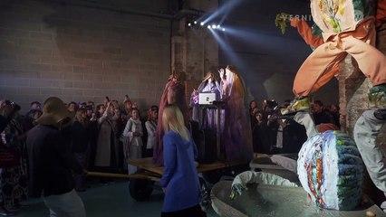 Kris Lemsalu: Birth V – Hi and Bye. Estonian Pavilion at the Venice Biennale 2019