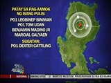 Cop runs amok in Ifugao; 4 dead
