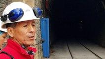 Le tunnel de l'IRSN à Tournemire : terrain d'expérimentation pour Cigéo à Bure