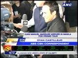 Marquez in Manila to promote fight vs Pacquiao