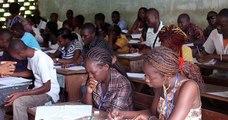 En Guinée, une candidate au baccalauréat a dû quitter l'épreuve pour donner naissance à son bébé, avant de revenir