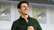 Tom Cruise surprises Comic-Con fans with 'Top Gun' sequel sneak peek