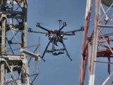 Drones antiincendios, los nuevos guardabosques