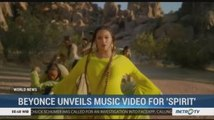 Beyonce Unveils Music Video for 'Spirit'
