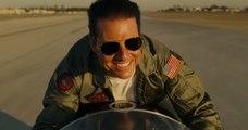 Tom Cruise crée la surprise en dévoilant la bande-annonce de « Top Gun : Maverick »