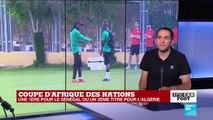 FINALE CAN-2019 : Sadio Mané peut-il devenir ballon d'or ?