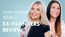 Ex-Islanders Chyna and Ellie talk about this week's show