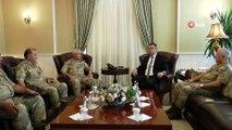 Jandarma Genel Komutanı Orgeneral Çetin'den Erzurum'a Jandarma Komando Tabur Komutanlığı müjdesi
