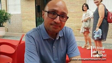 """Entrevista a Jesús Vidal, Goya al mejor actor revelación por """"Campeones"""", en el Festival de Cine Alfaz del Pi"""