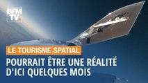 Richard Branson annonce les premiers vols touristiques spatiaux d'ici quelques mois