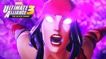 Dark Electra Boss Fight — Marvel Ultimate Alliance 3