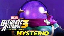 Mysterio Boss Fight — Marvel Ultimate Alliance 3