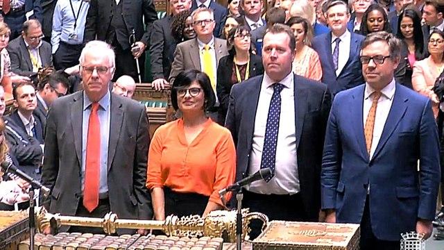 'No-deal' Brexit dealt blow by UK parliament