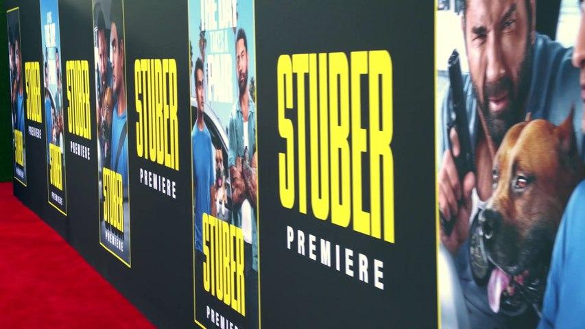 Movie Premiere: Stuber