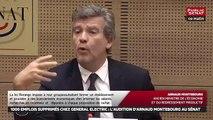 """Arnaud Montebourg : """"L'UE ne nous protège pas, elle nous met à nu"""""""