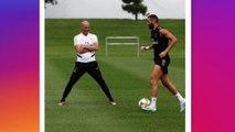 La réponse de Benzema quand Booba lui demande de mettre un petit pont à Zidane !
