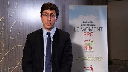 Moment Pro Habiter Mieux  - Les copropriétés : une cible en développement - Julien PONTIER