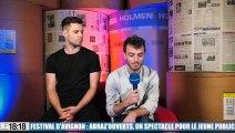 Festival d'Avignon : Abraz'ouverts, un spectacle dédié au jeune public