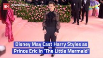 The 'Little Mermaid' Might've Found Its Prince