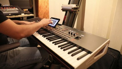 AB STYLES 2 Acoustic 2-4 (video1) KORG Pa4X