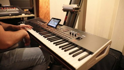 AB STYLES 2 - Acoustic 2-4 (video2) KORG Pa4X