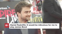 Can You See Daniel Radcliffe As James Bond
