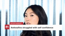 Awkwafina Addresses Mental Health Head On