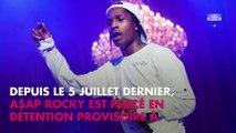 A$AP Rocky emprisonné en Suède : Kim Kardashian et Kanye West se mobilisent pour le libérer