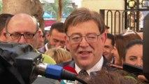 Puig defiende que es el IVF quien debe comparecer en Les Corts