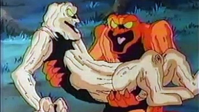 Inhumanoids S01E10 The Evil Eye