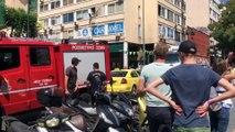 Un terremoto de magnitud 5,3 sacude Atenas