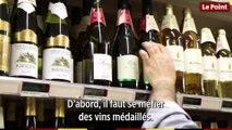 LES TUTOS VINS - Vin en supermarché : quels critères pour éviter le pire ?