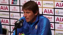 Anotion Conte confirms Inter Milan interest in Romeo Lukaku