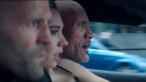 Fast & Furious Presents: Hobbs & Shaw: Brixton's Motorcycle Transforms