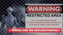 Un million de personnes veulent envahir la zone 51 pour libérer des aliens