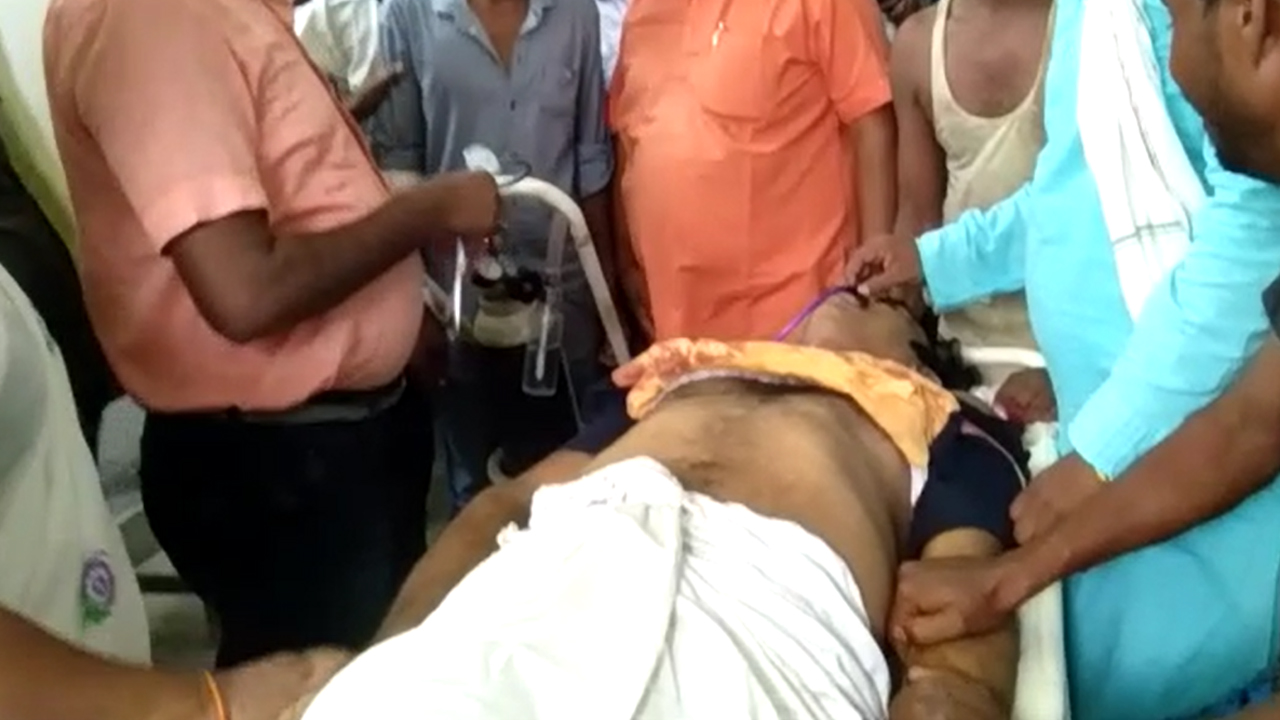 Congress leader killed in Bihar's East Champaran in daylight