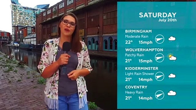 WEATHER: July 20th 2019