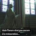 À Notre-Dame, au cœur du chantier titanesque