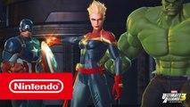 MARVEL ULTIMATE ALLIANCE 3: The Black Order – Trailer di lancio (Nintendo Switch)