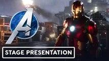 Marvel's Avengers - SDCC LEAK GAMEPLAY Part 1