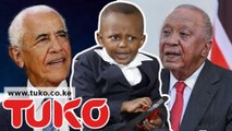 Will A 3-Yr-Old Recognize Politicians Aged With FaceApp? | Tuko TV