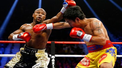 Manny Pacquiao Willing to Fight Floyd Mayweather If He Unretires