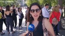 Athènes secouée par un puissant séisme