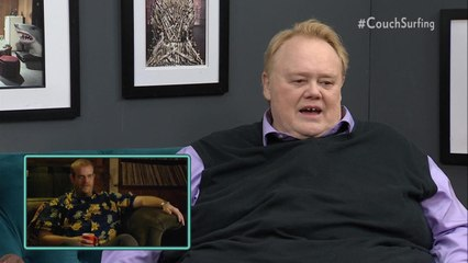 Louie Anderson Thinks He Was the Perfect Person to Play Winston Churchill on 'Drunk History'