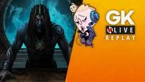 GK Live replay - Quand Darkest Dungeon rencontre la nécromancie, ça donne Iratus - Lord of the Dead
