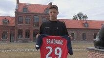 Lille a séduit Domagoj Bradaric